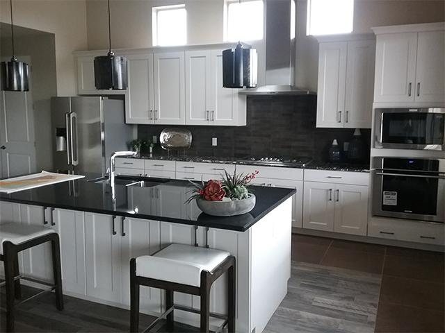 Tucson Cabinets & Stoneworks cabinets example (image)